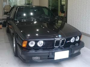 M6 E24 88年式 D車のカスタム事例画像 とありくさんの2019年04月10日12:15の投稿