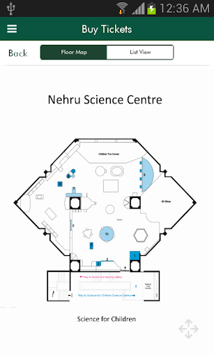 Nehru Science Centre (Beta) screenshot 5