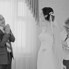 Wedding photographer Alena Yarmolik (Leanahubar). Photo of 12.03.2015