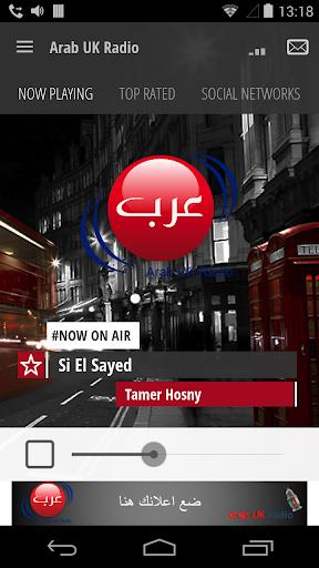 Arab UK Radio