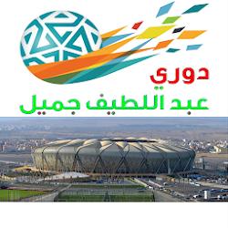 دوري عبد اللطيف جميل(الدوري السعودي)