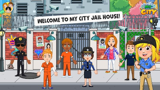 My City: Jail House Premium Apk [Paid for Free] 1