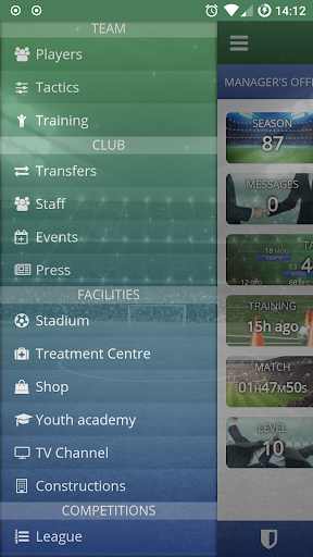 Virtuafoot Football Manager  screenshots 4
