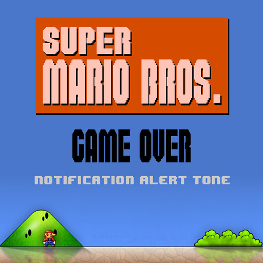 The Consoles: Super Mario Bros  - Game Over - Notification Alert Tone -  Music on Google Play