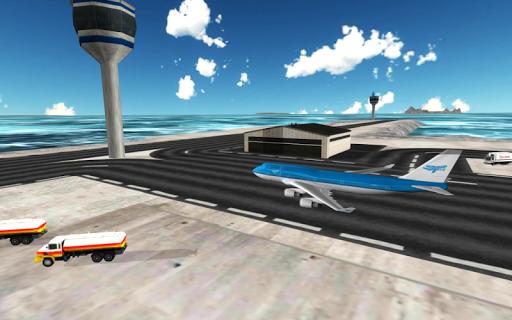 simulator penerbangan: pesawat 1.32 screenshots 6
