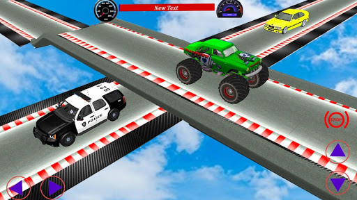 Monster Truck Racing New Game 2020 Racing Car Game screenshots 6