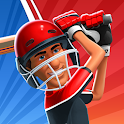 Stick Cricket Live 21 - Play 1v1 Cricket Games icon
