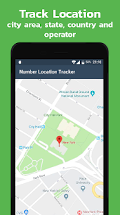 Phone Number Location Tracker