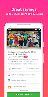 App Fave - Deal, Pay, Cashback, Discount APK for Windows Phone