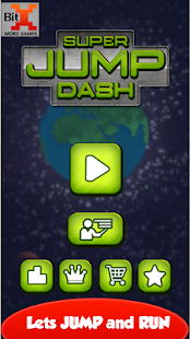 Super Jump Dash- screenshot thumbnail