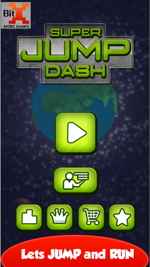 Super Jump Dash- screenshot