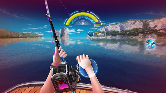 Hack Game First Fishing apk free