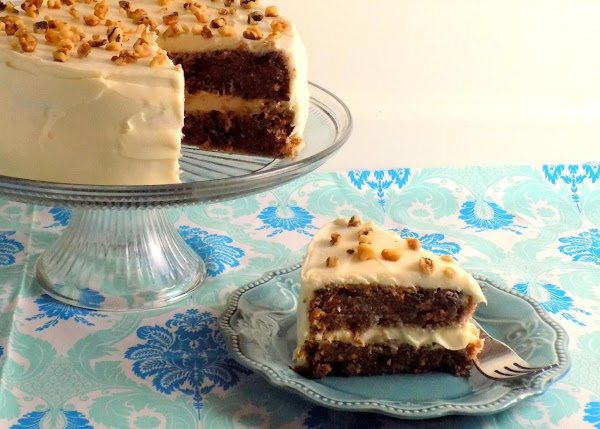 Aunt Gibby's Famous Carrot Cake Recipe