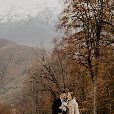Wedding photographer Kristina Kolodey (Kristal4ik). Photo of 13.11.2017