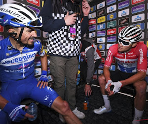 "Respect is groot bij Mathieu van der Poel: ""Alaphilippe is nu al een legende"""