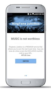 RingTone JukeBox- screenshot thumbnail