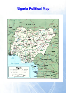Simple Nigeria Map Offline Android Apps On Google Play - Nigeria map