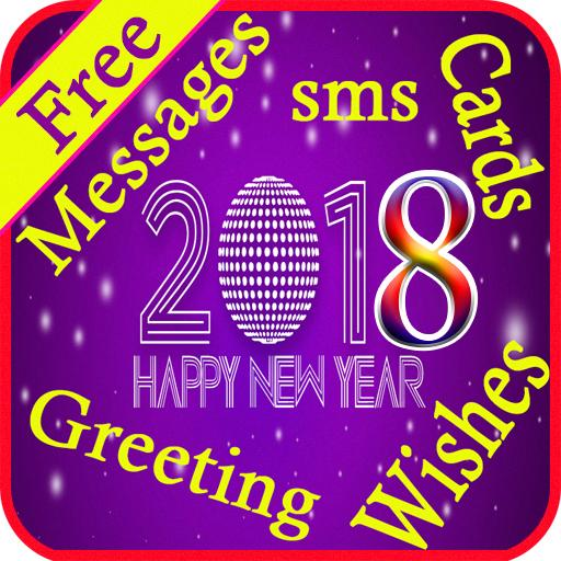 2018 happy new year greetings apps on google play