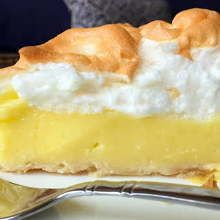 Sugar Free Lemon Lover's Pie!.