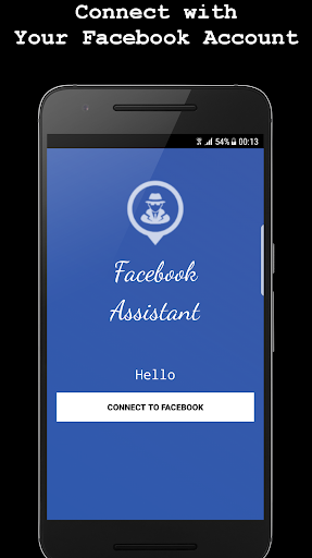 Assistant for Facebook 1.0.1 screenshots 1