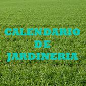 Calendario de jardineria