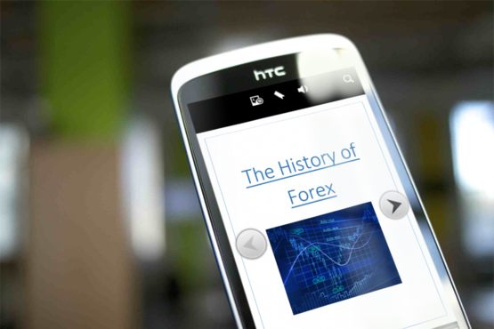 History of forex