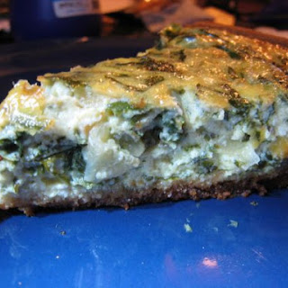 My Spinach Quiche