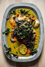 Photo: verdure al curry