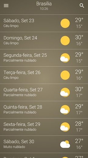Tempo Brasil screenshot 9