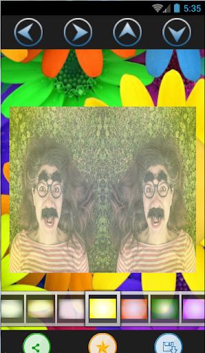 Funny Face Warp