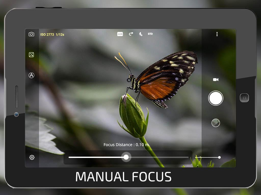 manual camera dslr pro apk
