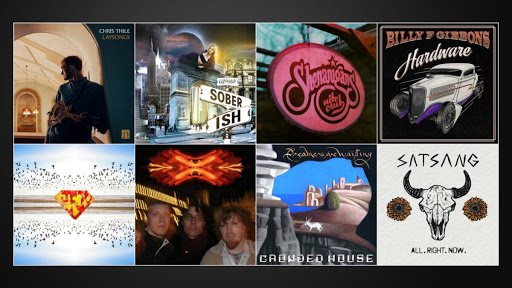 Today's New Albums: Chris Thile, Liz Phair, Goose, Billy Gibbons, JFJO & More
