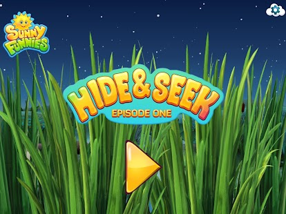 SunnyFunnies: Hide and Seek – learning made fun Screenshot