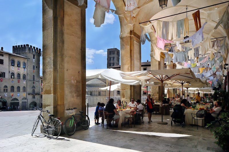 """Relax in """"Piazza Grande"""" Arezzo di Montanaro"""