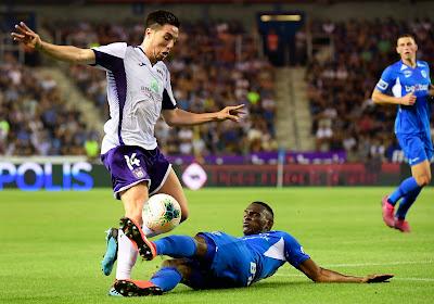 Nasri en Doku spelen beloftenmatch, Anderlecht sluit transfermercato af