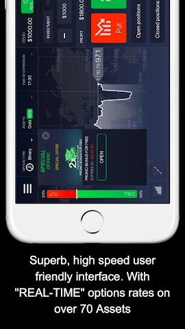 Binary options demo android