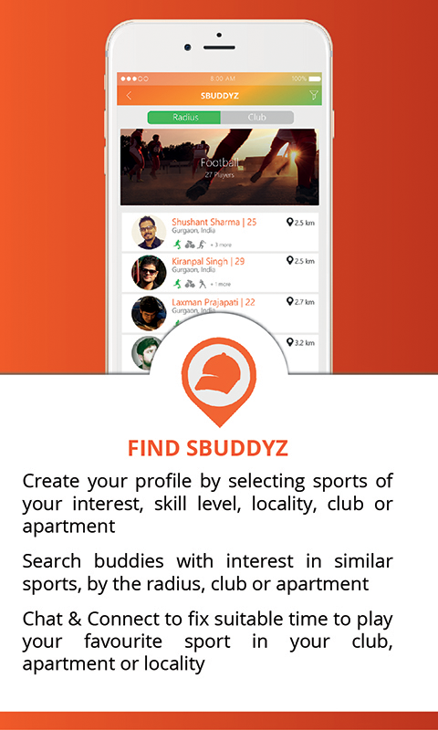 sbuddy- screenshot