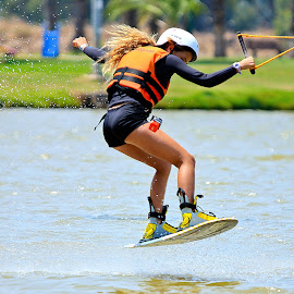 LAKE TELAVIV by Abu  Janjalani Abdullah - Sports & Fitness Watersports ( waterspports, sports&fitness )