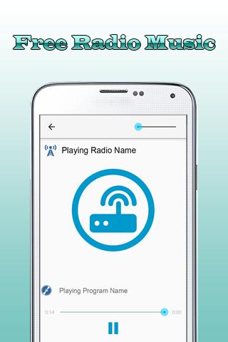 無料FMネットラジオアプリ:Free Radio Music