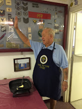 Photo: Chief Breakfast Cook and Chapter restaurant advisor Jim Snyder