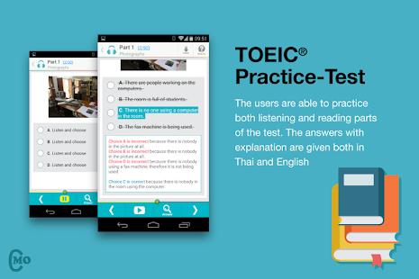 CM Prep for the TOEIC® Test - náhled