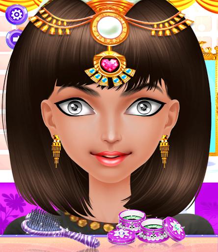 Beauty Salon Around The World - Game for Teen 13+  screenshots 7