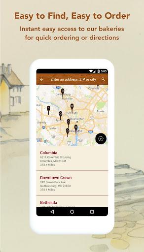 La Madeleine Rewards screenshot