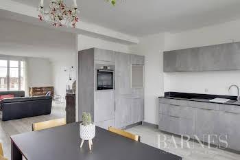 Appartement meublé 3 pièces 84,73 m2
