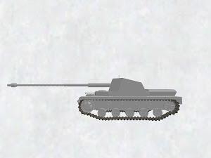 44年式90口径88mm砲搭載型重戦車駆逐車