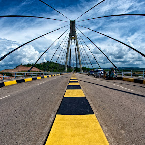 Spider Bridge by Alva Priyadipoera - Buildings & Architecture Bridges & Suspended Structures