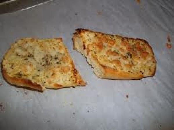 Chew On This Diet -garlic Bread Recipe
