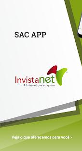 InvistaNet - náhled