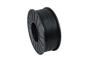 Black PRO Series ABS Filament - 1.75mm (1kg)