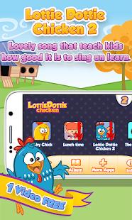 Lottie Dottie Chicken- screenshot thumbnail